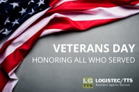 2020 Veterans Day Holiday Notice